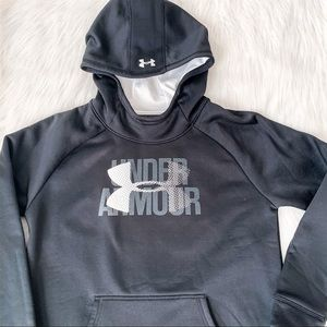 Under Armour Black Youth Hoodie